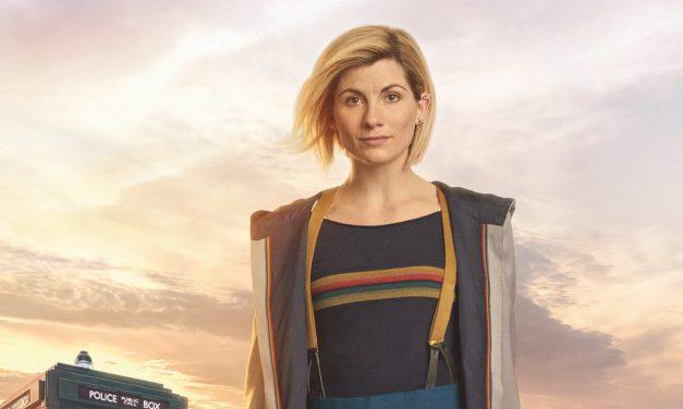 Al fin, habemus trailer de la nueva temporada de Doctor Who