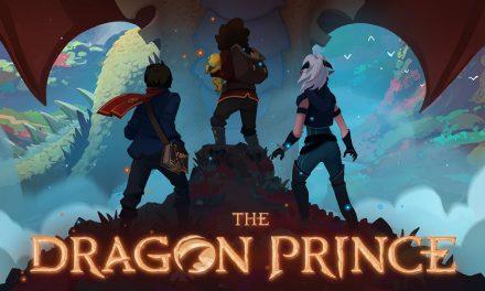 'The Dragon Prince' se presenta con este teaser trailer