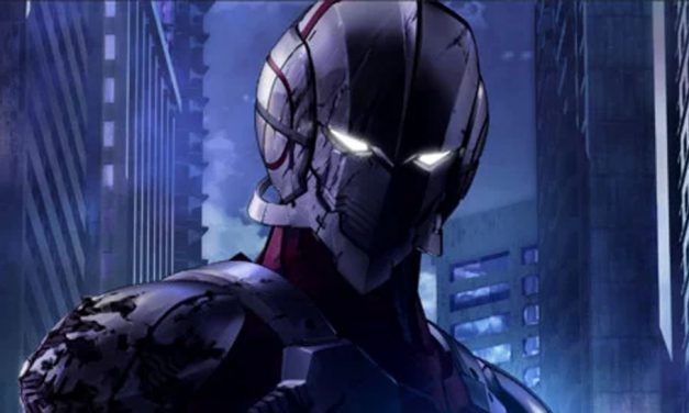 El nuevo anime de Ultraman de la mano de Netflix