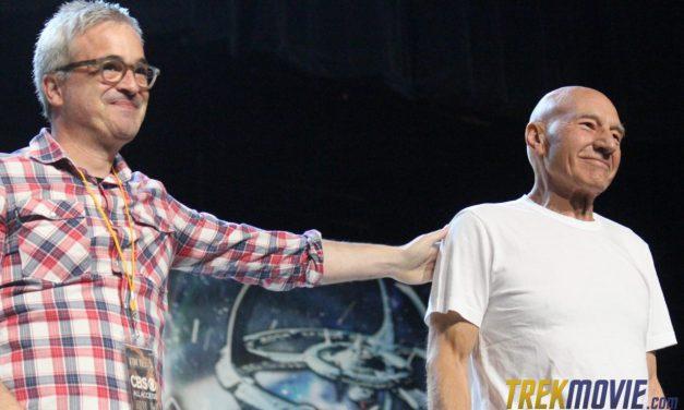 Universo Star Trek: Se confirma nueva serie con Patrick Stewart como Jean-Luc Picard