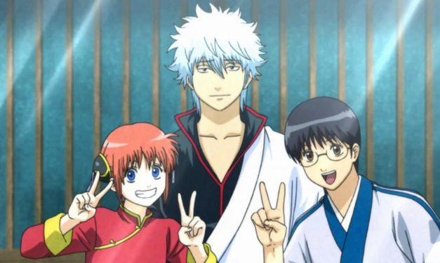Se acerca el fin del manga de Gintama